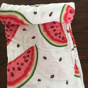 Other - Watermelon Baby Blanket 🍉
